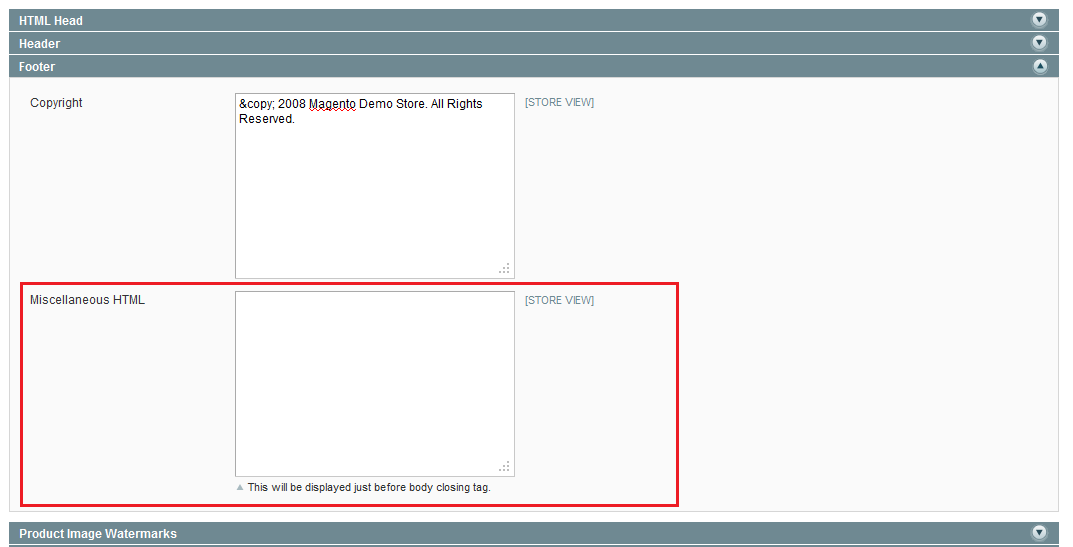 Magento Configuration Settings for Zopim Live Chat