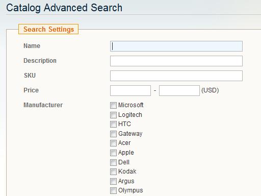 Converting multi-select field to checkbox in the advanced search