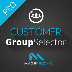 Customer-Group-Selector