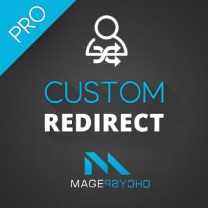 Custom Redirect Pro Magento Extension